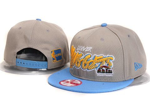 Denver Nuggets NBA Snapback Hat YS292