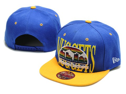 Denver Nuggets Snapback Hat LX31