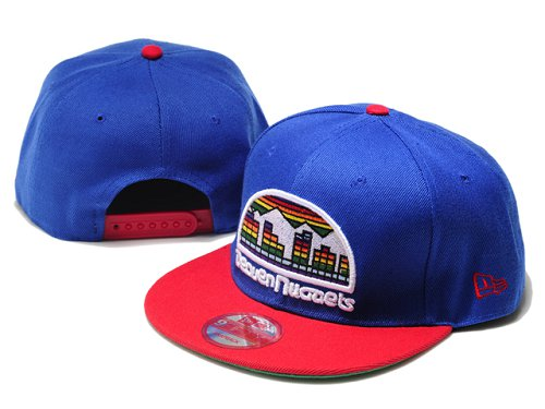 Denver Nuggets Snapback Hat LX50