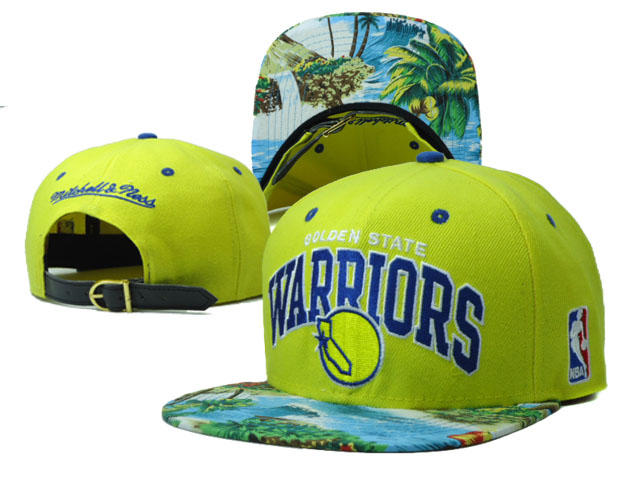 Golden State Warriors Snapback Hat SF 24