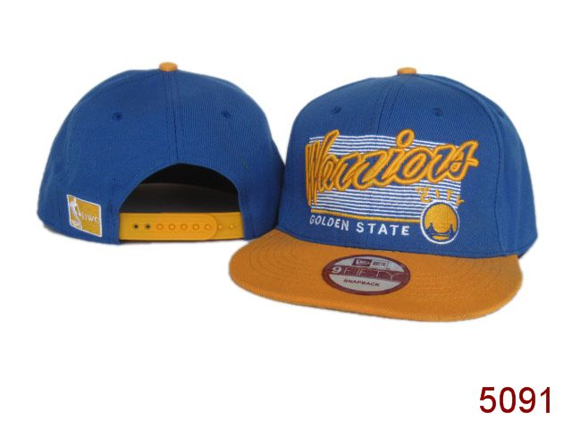 Golden State Warriors Snapback Hat SG 3849