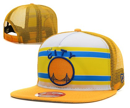 Golden State Warriors Snapback Hat SD 14080201