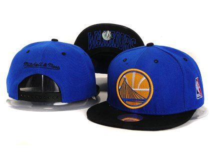 Golden State Warriors New Snapback Hat YS E43