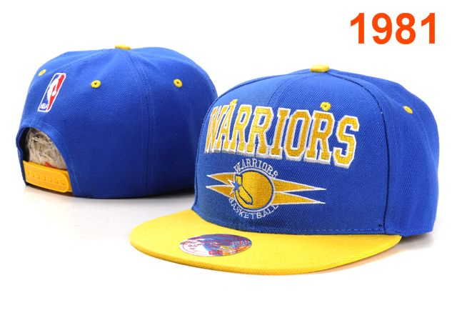 Golden State Warriors NBA Snapback Hat PT002