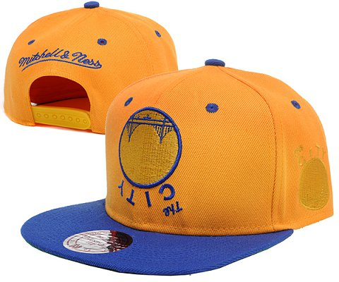 Golden State Warriors NBA Snapback Hat SD