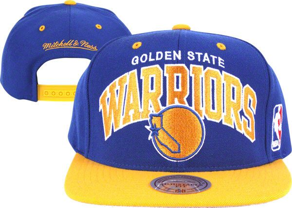 Golden State Warriors NBA Snapback Hat Sf1