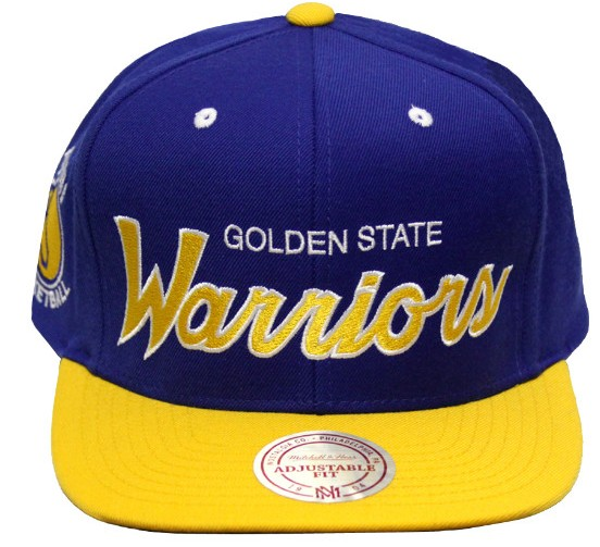 Golden State Warriors NBA Snapback Hat Sf2