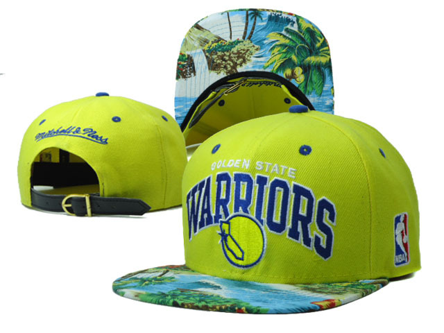 Golden State Warriors NBA Snapback Hat Sf3