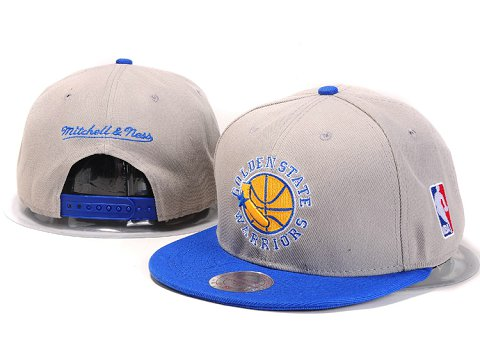 Golden State Warriors NBA Snapback Hat YS215