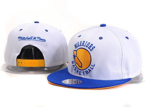 Golden State Warriors NBA Snapback Hat YS233
