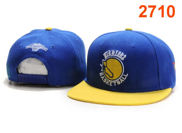 Golden State Warriors TISA Snapback Hat PT17