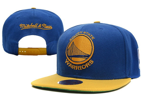 Golden State Warriors Snapback Hat XDF 0526