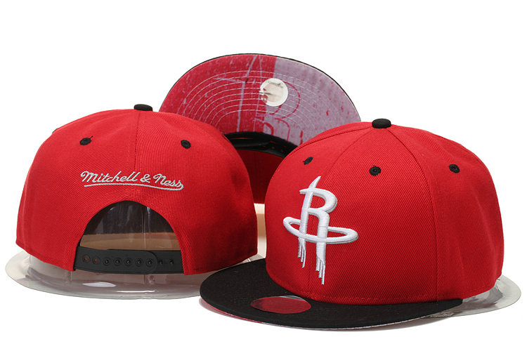 Houston Rockets Snapback Red Hat 1 XDF 0620