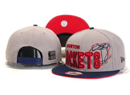 Houston Rockets New Snapback Hat YS E01