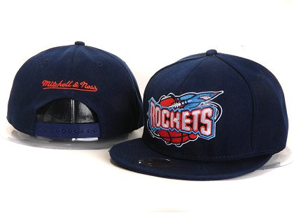 Houston Rockets New Snapback Hat YS E53