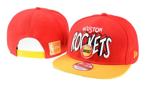 Houston Rockets NBA Snapback Hat 60D2