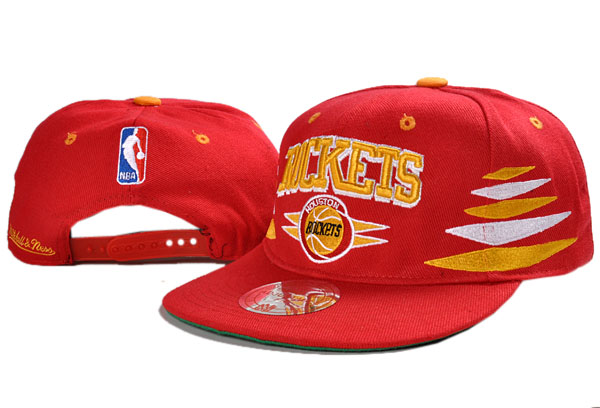 Houston Rockets NBA Snapback Hat TY062