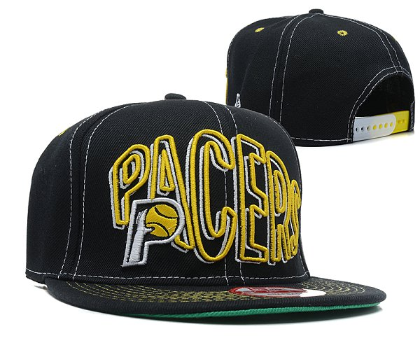 Indiana Pacers NBA Snapback Hat SD 2305