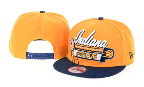 Indiana Pacers NBA Snapback Hat 60D2