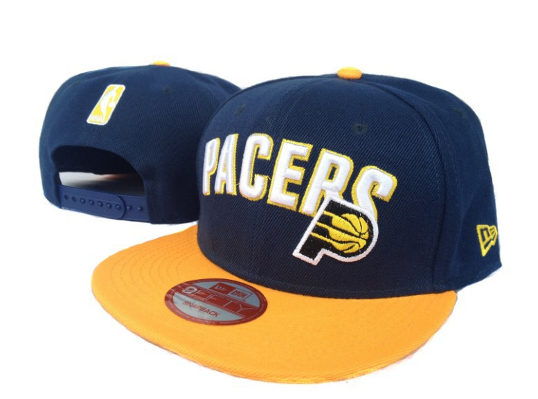 Indiana Pacers NBA Snapback Hat Sf1