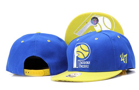 Indiana Pacers NBA Snapback Hat YS151