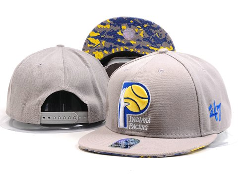 Indiana Pacers NBA Snapback Hat YS177