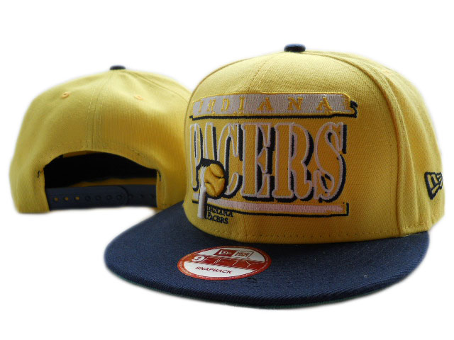 Indiana Pacers NBA Snapback Hat ZY1