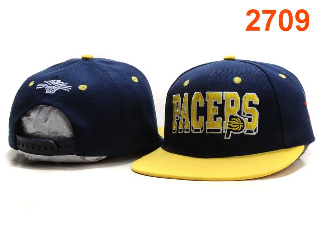 Indiana Pacers TISA Snapback Hat PT16