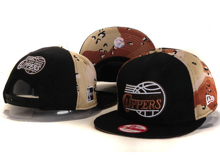 Los Angeles Clippers Snapback Hat YS