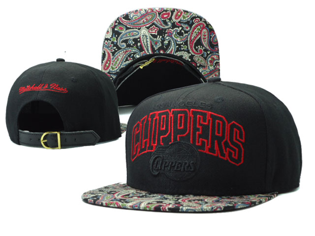 Los Angeles Clippers Snapback Hat SF 36