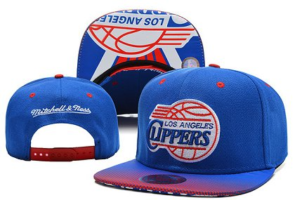 Los Angeles Clippers Snapback HAT 0903 2