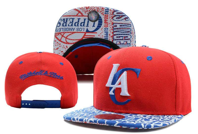 Los Angeles Clippers Snapback Hat XDF