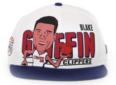 Los Angeles Clippers NBA Snapback Hat 60D2