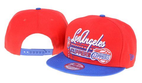 Los Angeles Clippers NBA Snapback Hat 60D3