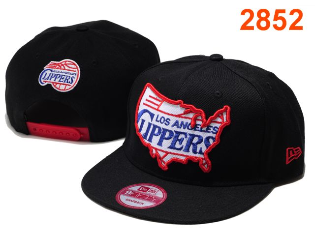 Los Angeles Clippers NBA Snapback Hat PT107