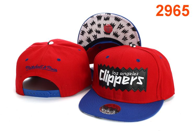 Los Angeles Clippers NBA Snapback Hat PT128