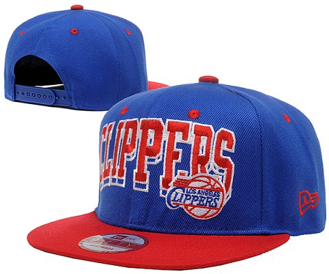 Los Angeles Clippers NBA Snapback Hat SD1