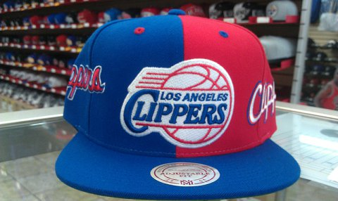 Los Angeles Clippers NBA Snapback Hat SD2