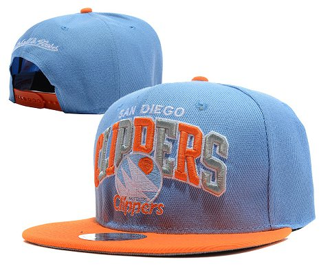 Los Angeles Clippers NBA Snapback Hat SD3