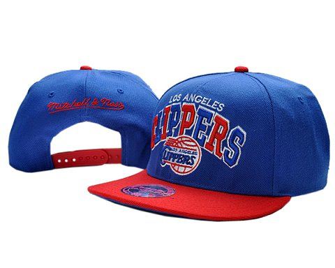 Los Angeles Clippers NBA Snapback Hat TY108