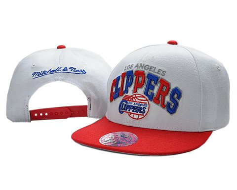 Los Angeles Clippers NBA Snapback Hat TY109