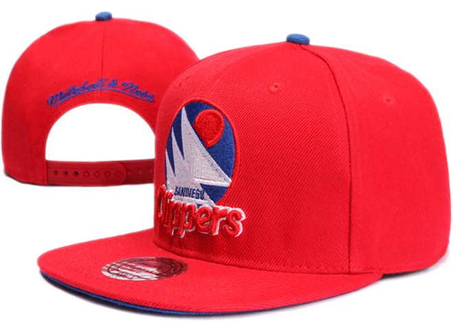 Los Angeles Clippers NBA Snapback Hat XDF004