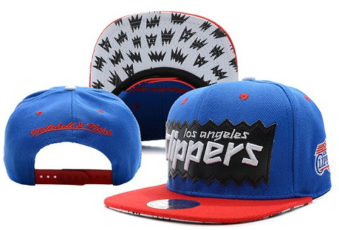 Los Angeles Clippers NBA Snapback Hat XDF182