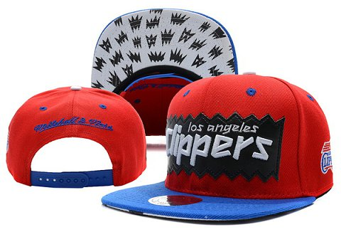 Los Angeles Clippers NBA Snapback Hat XDF189