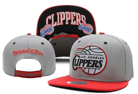 Los Angeles Clippers NBA Snapback Hat XDF225