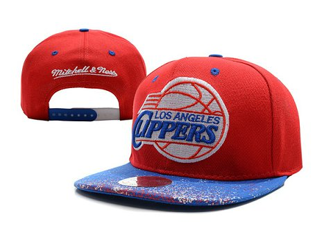 Los Angeles Clippers NBA Snapback Hat XDF261