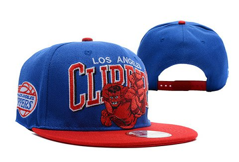 Los Angeles Clippers NBA Snapback Hat XDF268