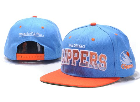 Los Angeles Clippers NBA Snapback Hat YS159
