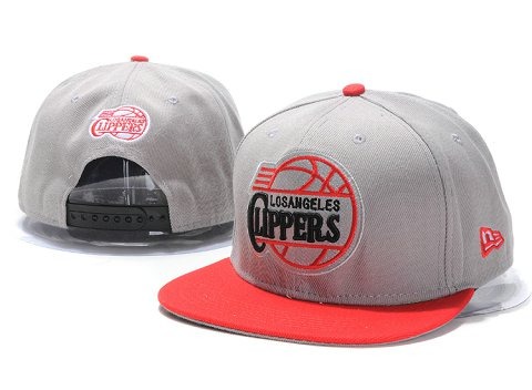 Los Angeles Clippers NBA Snapback Hat YS168