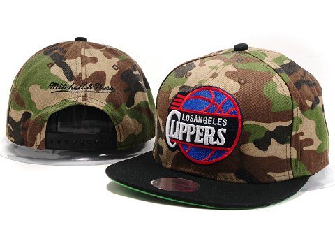 Los Angeles Clippers NBA Snapback Hat YS195